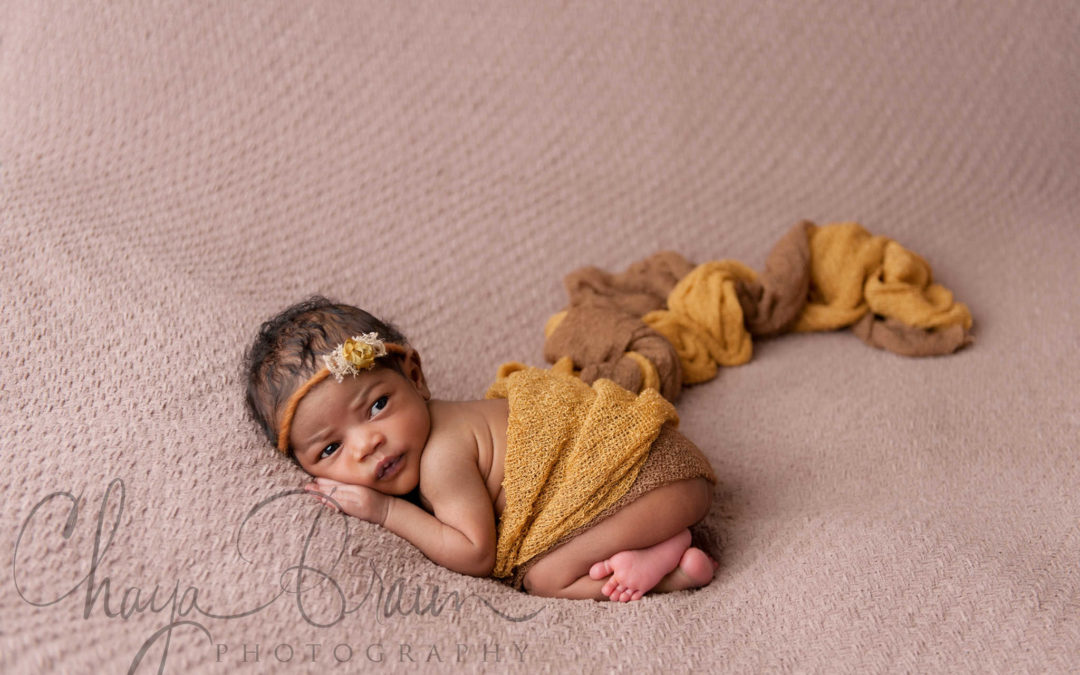 Adorable Newborn Baby Photos