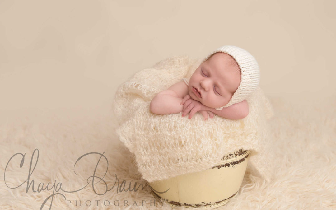 Baby Boy Photo Session in Maryland