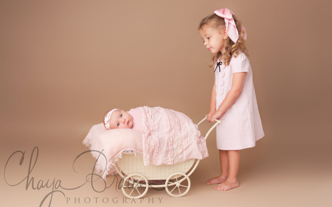 Newborn Baby Photo Session in Baltimore