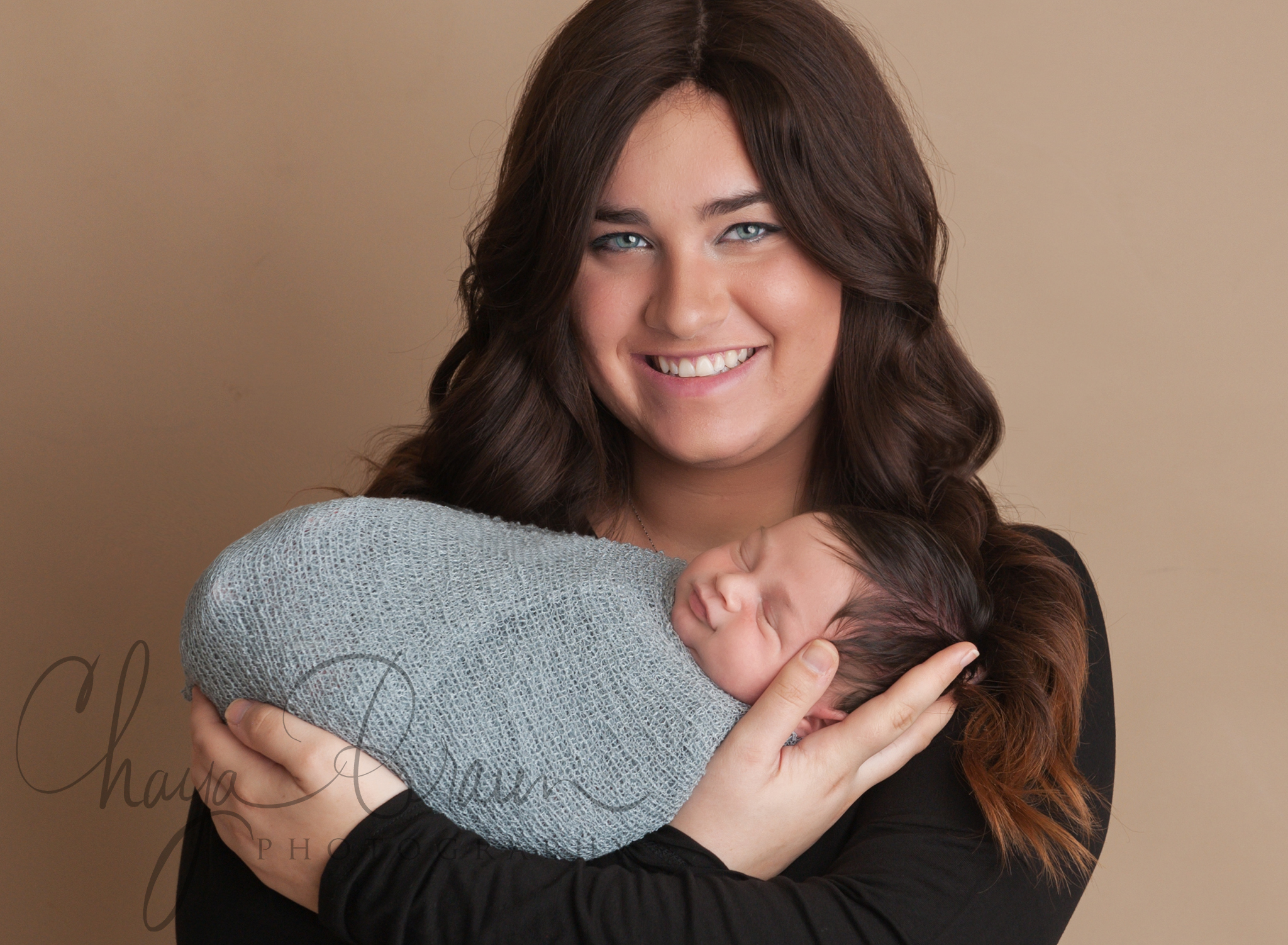 mom and newborn baby baltimore