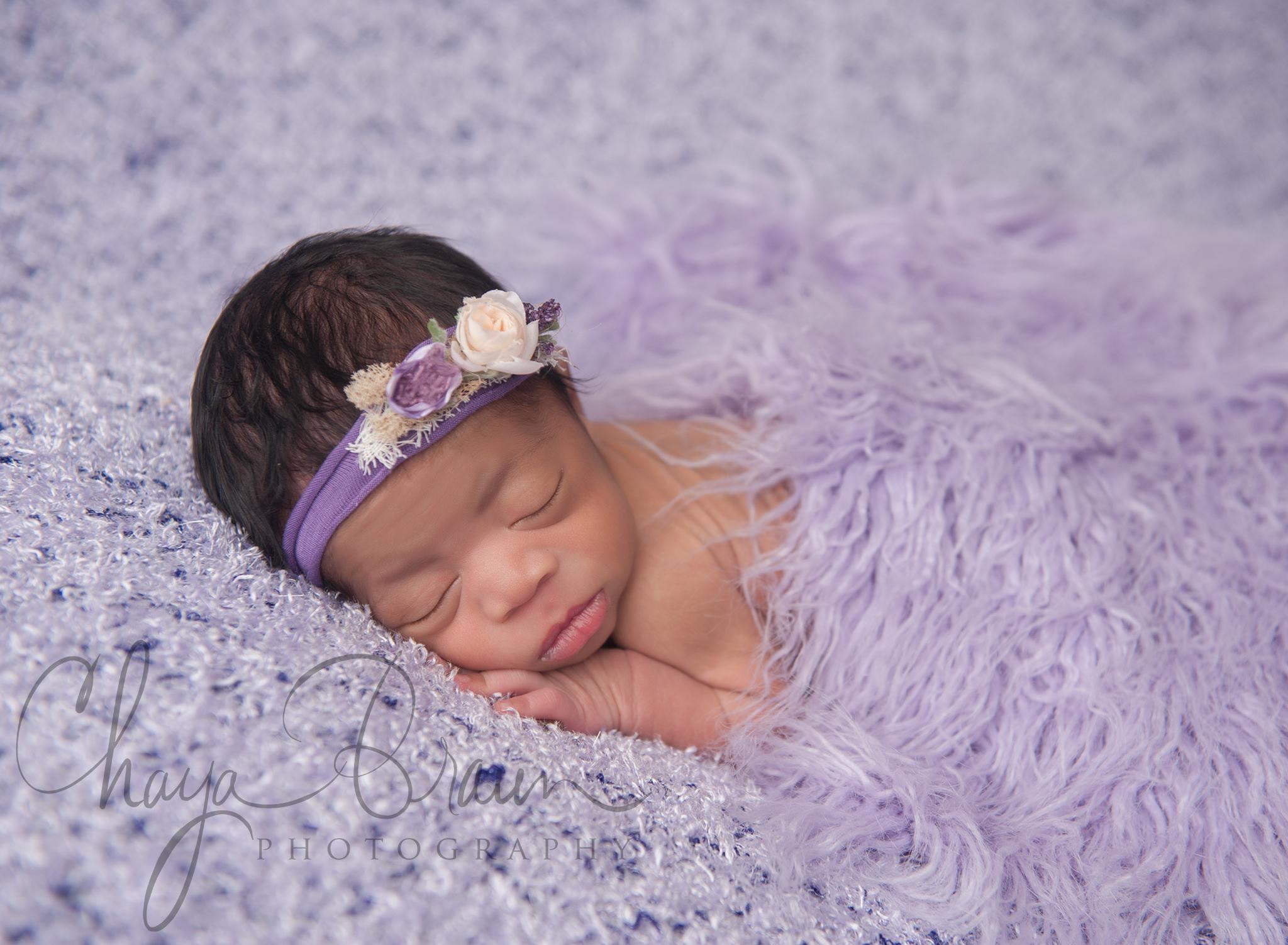 beatiful newborn baby photo
