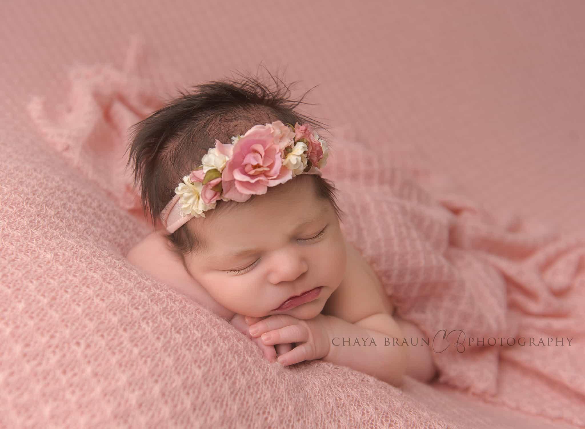 professional newborn baby picture