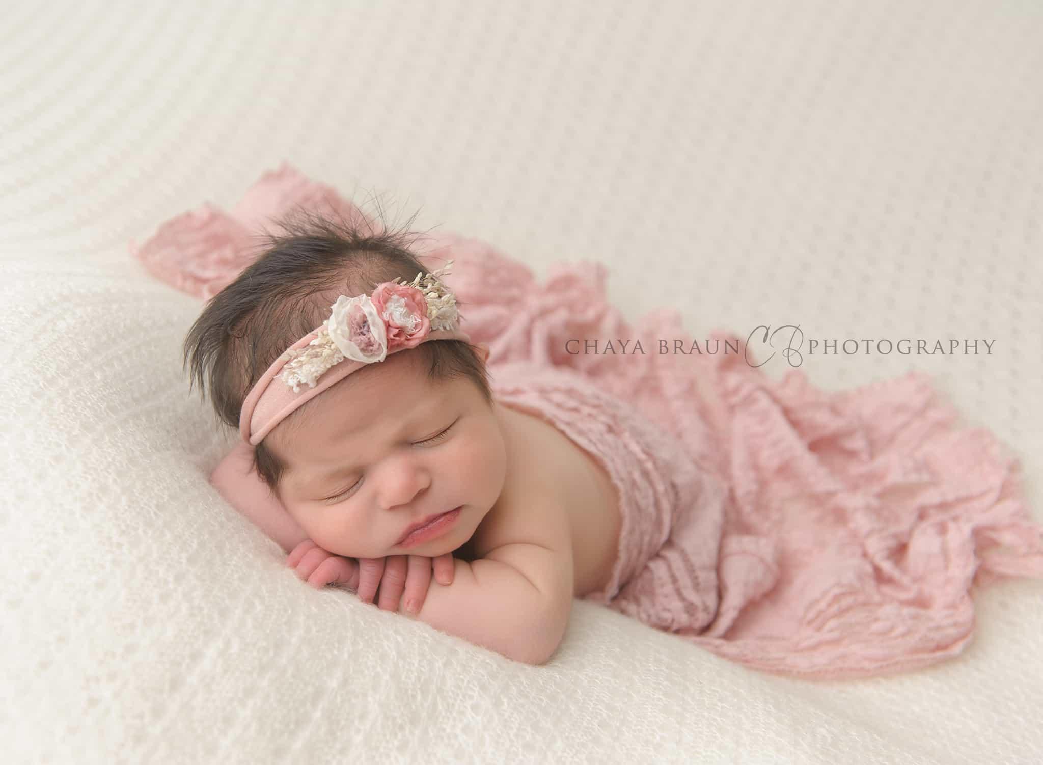 Baltimore, Maryland newborn baby photographer