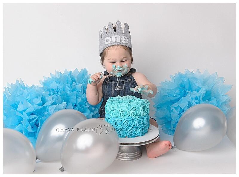 happy birthday one year old cake smash