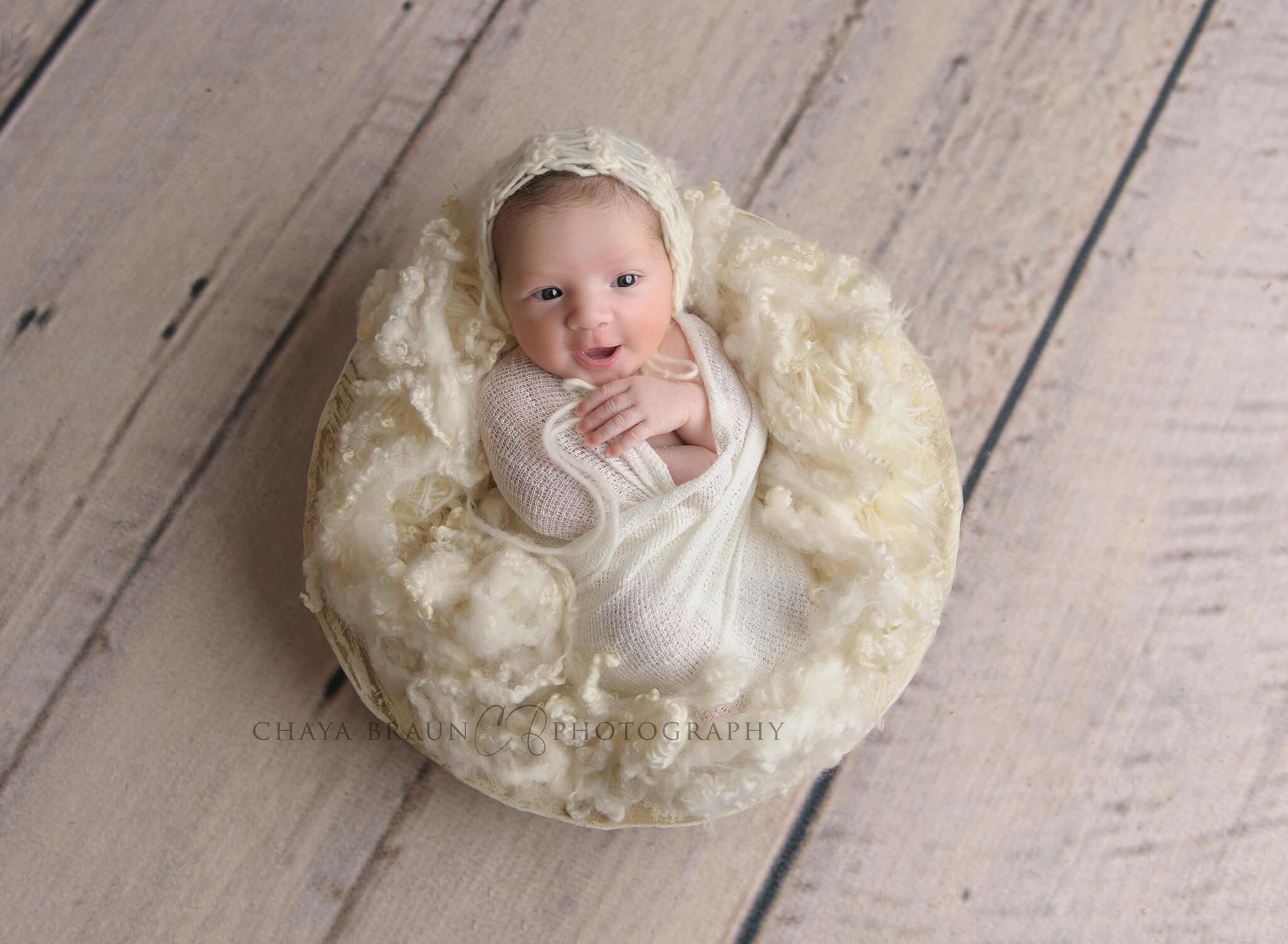 newborn baby photographer in DC