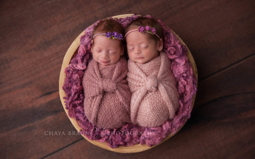 Twins Newborn Photographer