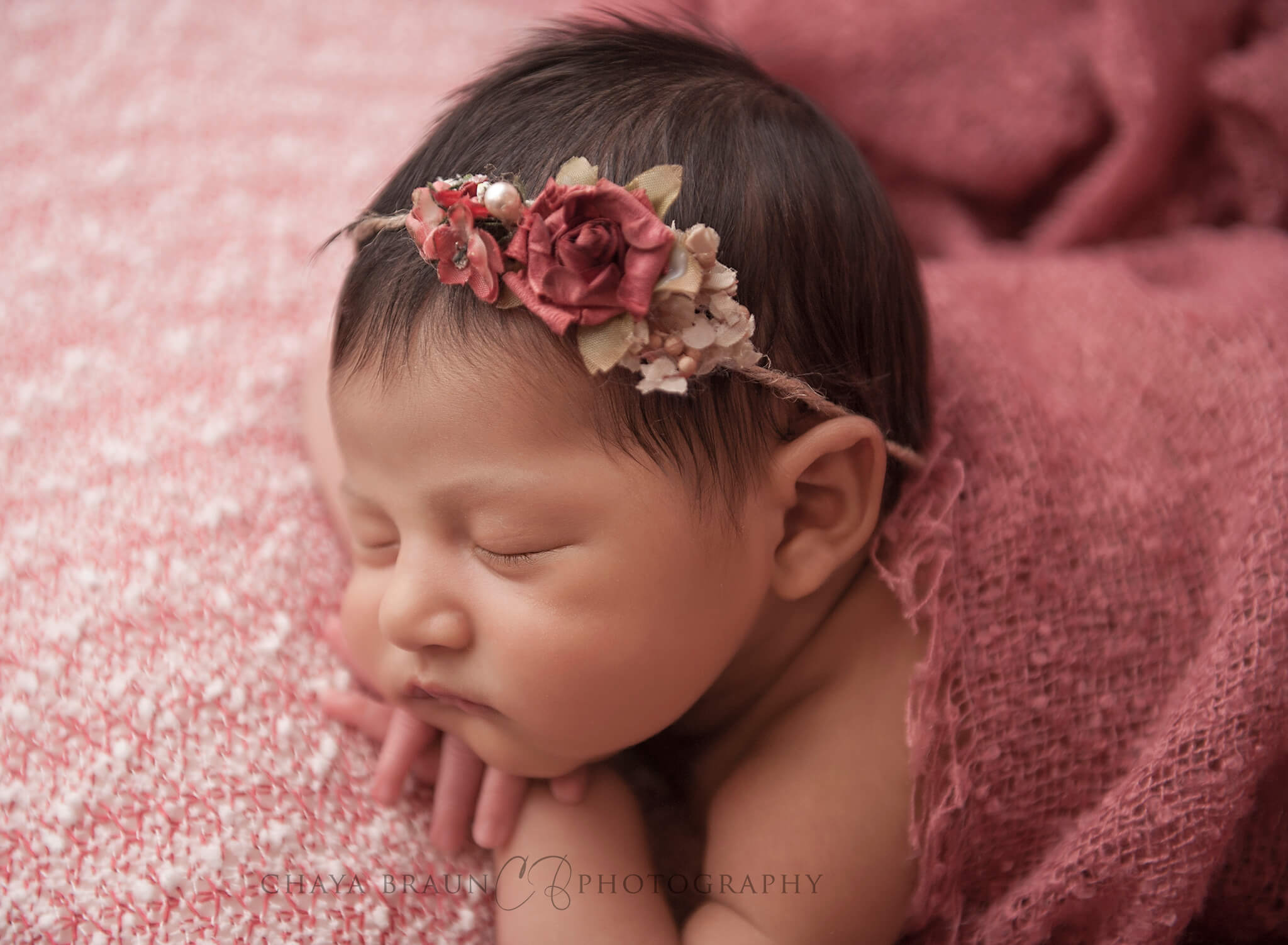 newborn baby photographer in Baltimore