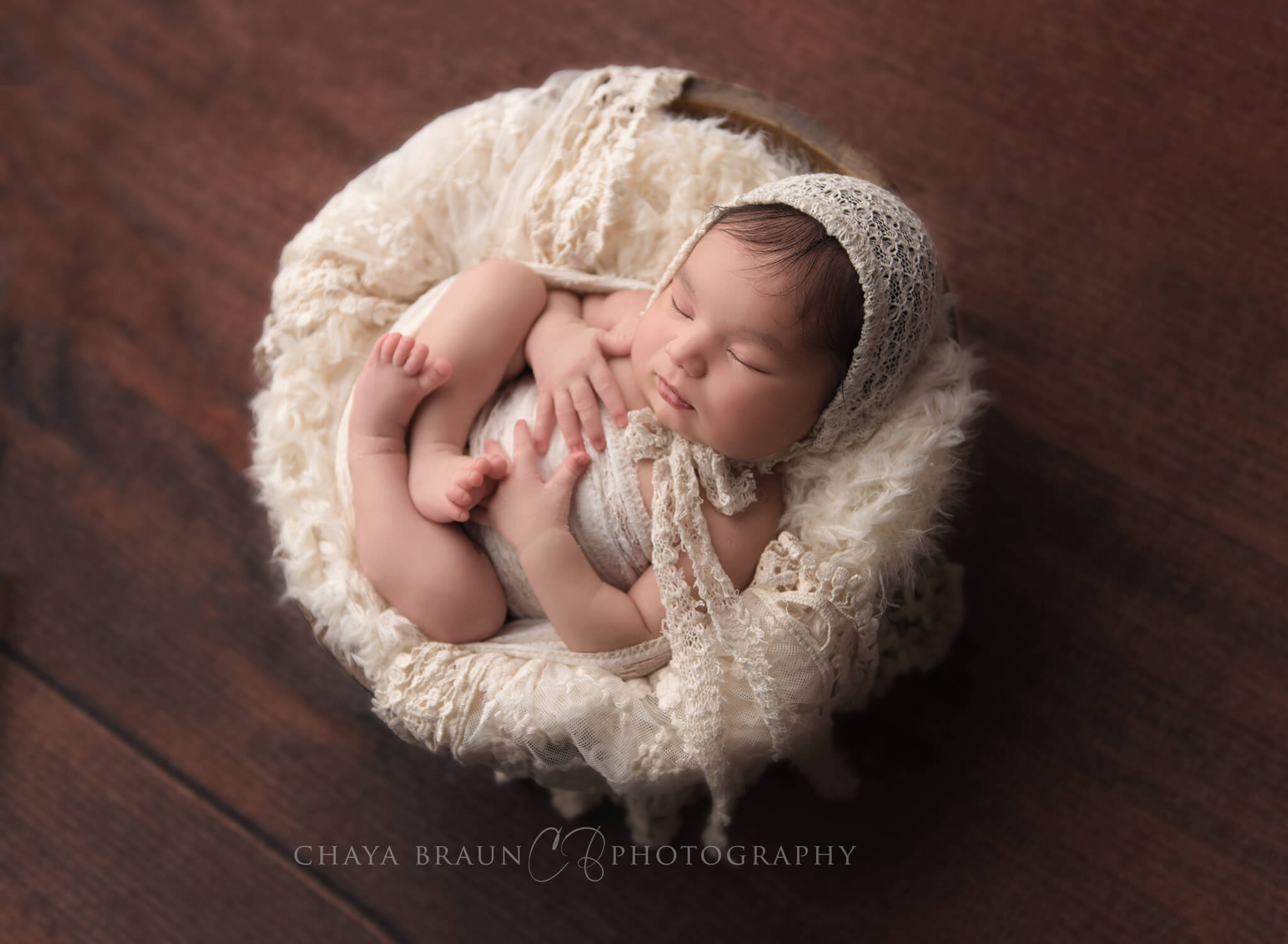 Newborn photography in Maryland