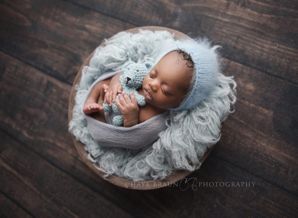 newborn baby photographer DC
