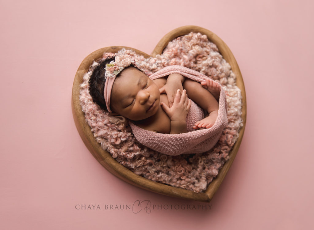newborn baby photography Maryland